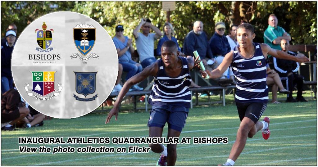 Inaugural Quadrangular Athletics