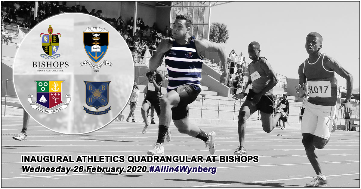 WBHS at the Inaugural Athletics Quadrangular 2020