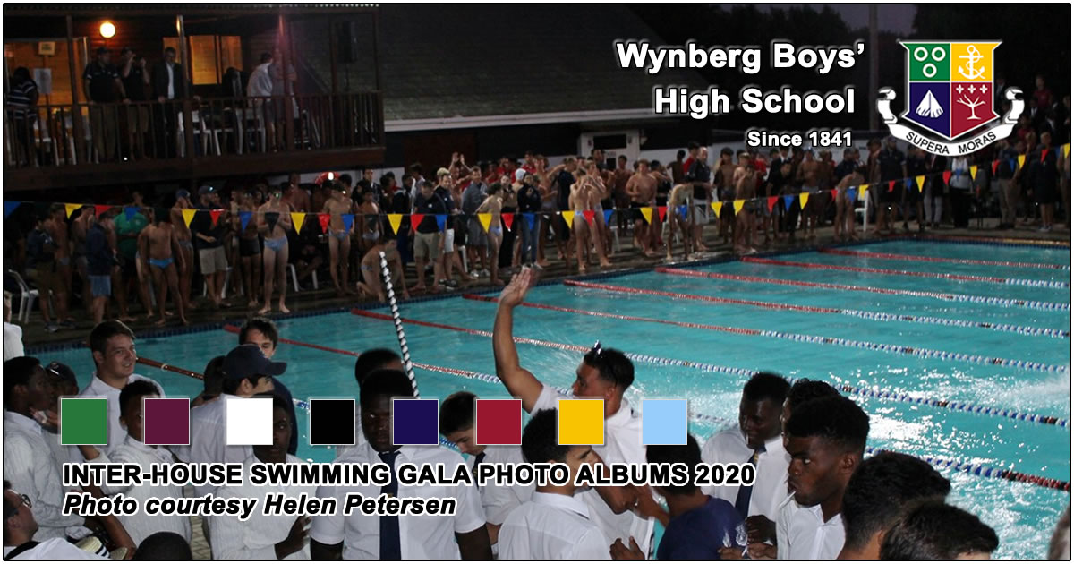 WBHS Inter-House Swimming Gala Photo Albums 2020