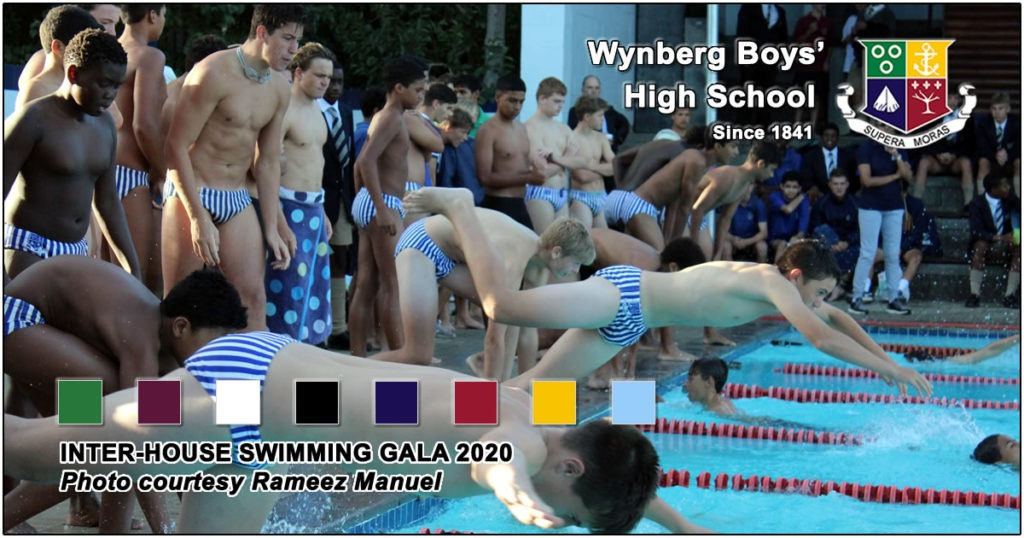 WBHS Inter-House Swimming Gala 2020