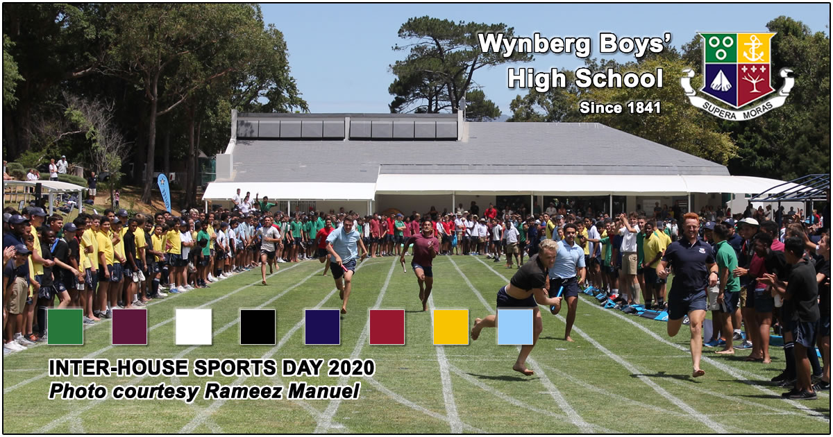 WBHS Inter-House Sports Day 2020