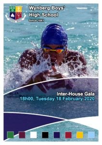 WBHS Inter-House Gala - events and records 2020