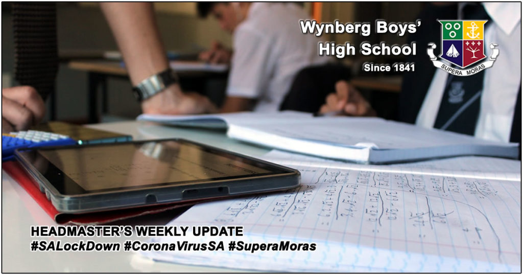 Wynberg Boys' High School News