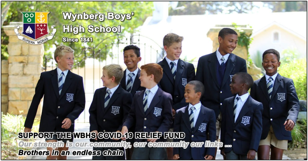 WBHS Covid-19 Relief Fund
