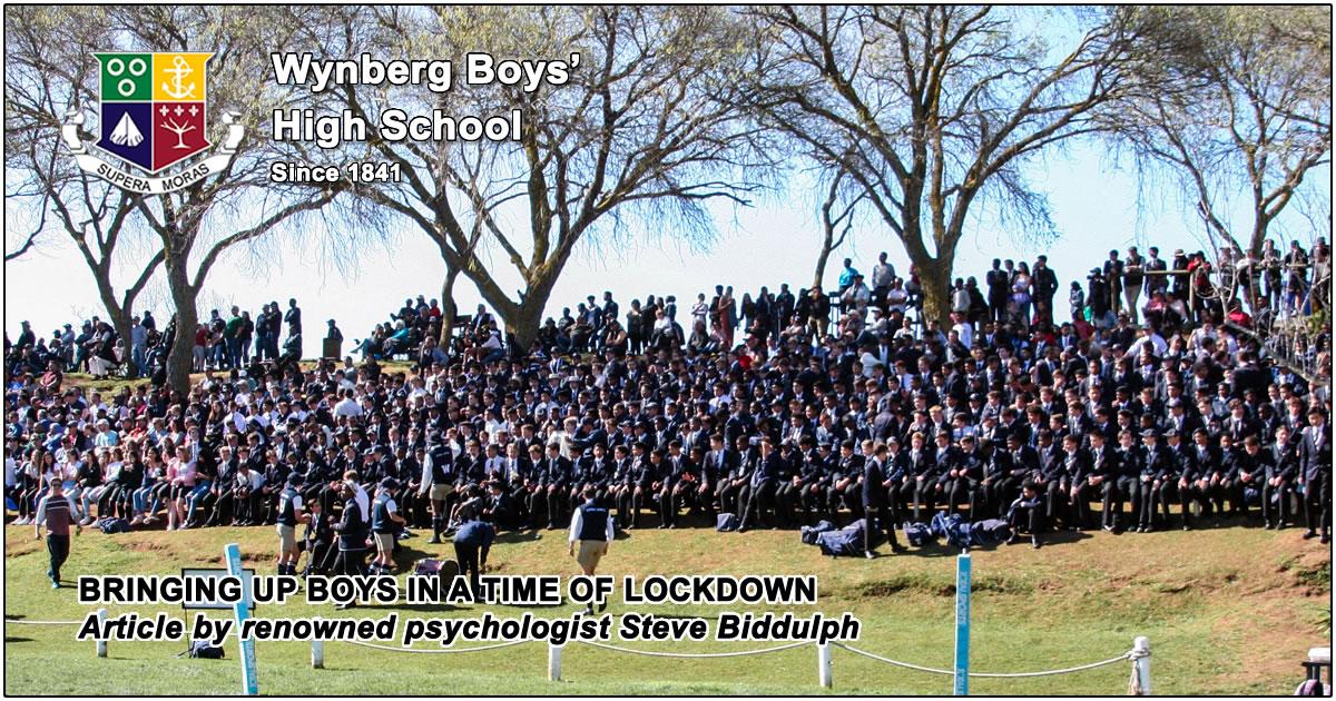 WBHS SA Lockdown