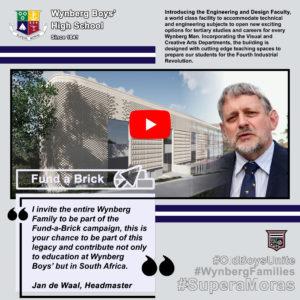 #FundAbrick view the video