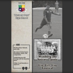 Wynberg 180 Soccer Classic - the Official Programme