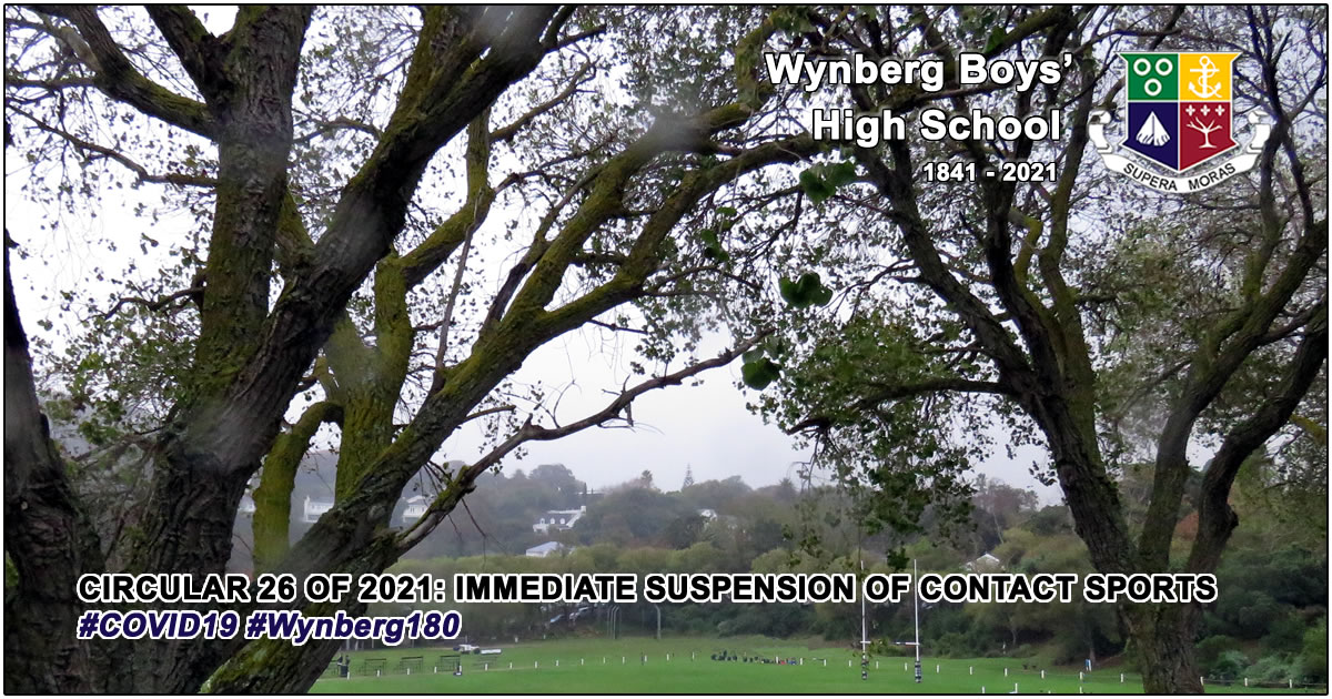 WBHS Circular 26 of 2021