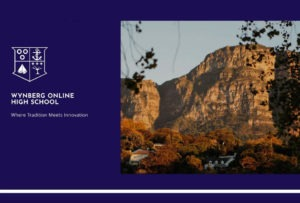 View the the 2022 Wynberg Online High School Information Pack