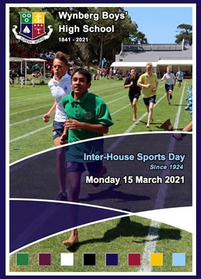 WBHS Inter-House Sports Day 2021