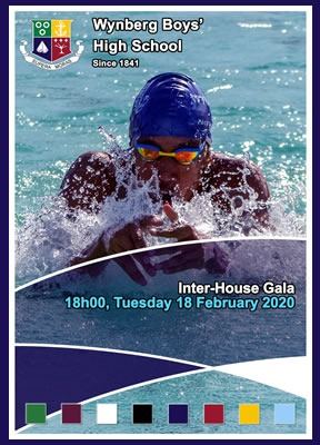 WBHS Inter-House Swimming Gala, February 2020