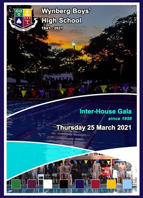WBHS Inter-House Swimming Gala 2021