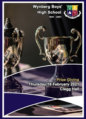 WBHS Prize Giving, February 2021