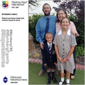 The Rudd Family